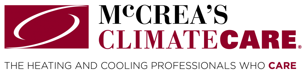 McCrea's Climatecare logo tagline
