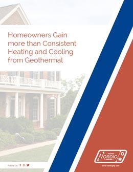 Residential Geothermal Case Studies